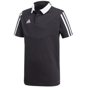 adidas PoloshirtsTIRO19 CO POLOY - DU0863 schwarz