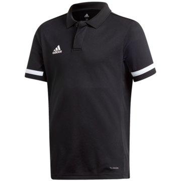 adidas PoloshirtsTEAM 19 POLOSHIRT - DW6789 schwarz