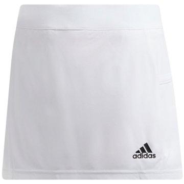 adidas HosenröckeTEAM 19 SKORT - DW6853 weiß
