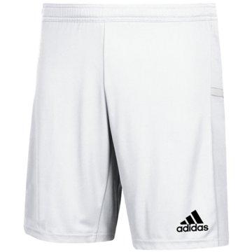 adidas FußballshortsTEAM 19 SHORTS - DW6865 weiß