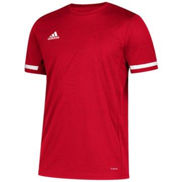 adidas FußballtrikotsT19 SS JSY W - DX7248 rot