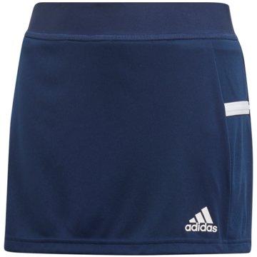 adidas HosenröckeT19 SKORT Y - DY8832 blau