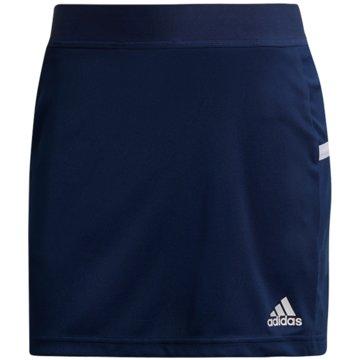 adidas FußballshortsT19 SKORT W - DY8833 blau