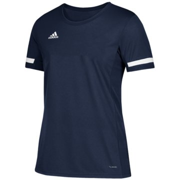 adidas FußballtrikotsT19 SS JSYYB - DY8844 blau
