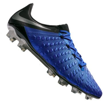 Nike Nocken-SohleHypervenom Phantom III Elite FG blau