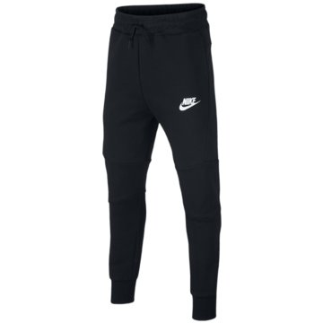Nike JogginghosenBoys' Nike Sportswear Tech Fleece Pant - 804818-017 schwarz
