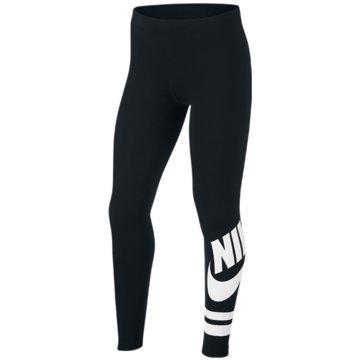 Nike TightsNIKE SPORTSWEAR GIRLS' GRAPHIC LEGG - 939447 schwarz