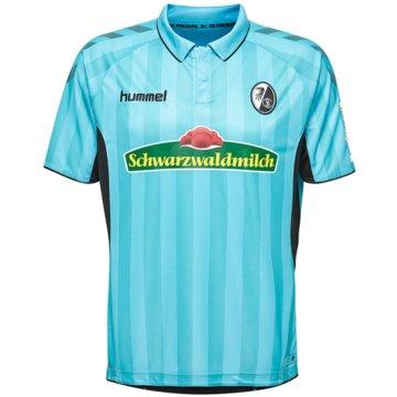 Hummel Langarmshirt blau
