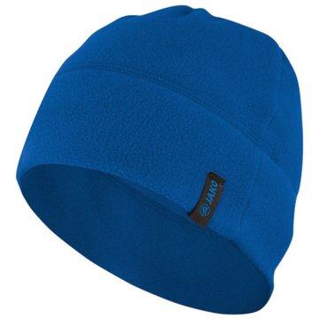 Jako MützenFLEECEMÃœTZE - 1224 blau