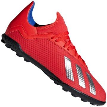 adidas Multinocken-SohleX Tango 18.3 TF Fußballschuh - BB9403 rot