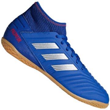 adidas Hallen-SohlePredator Tango 19.3 IN Fußballschuh - CM8543 blau