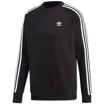 adidas Sweater3-STRIPES CREW - DV1555 schwarz