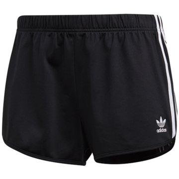 adidas kurze Sporthosen3 STR SHORT - DV2555 schwarz