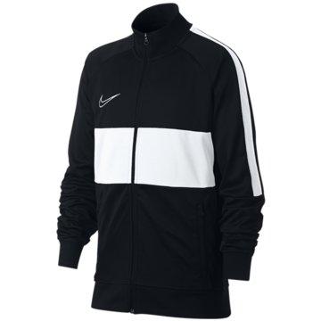 Nike Trainingsjacken schwarz