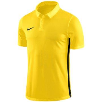 Nike FußballtrikotsKIDS' DRY ACADEMY18 FOOTBALL POLO - 899991-719 gelb