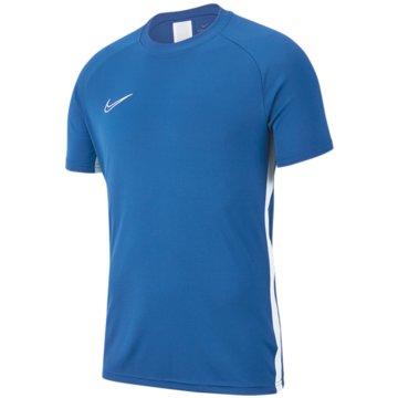 Nike FußballtrikotsDRI-FIT ACADEMY19 - AJ9261-404 blau