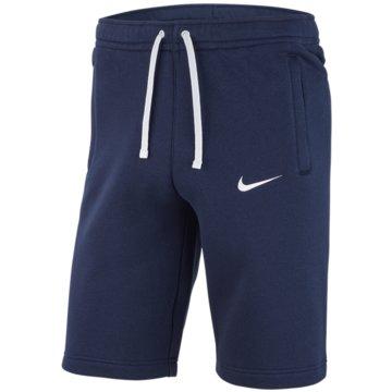 Nike FußballshortsY SHORT FLC TM CLUB19 - AQ3142 blau
