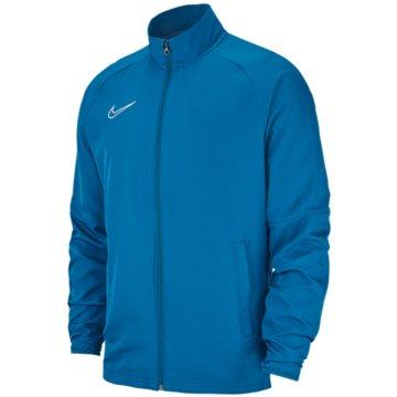 Nike TrainingsjackenNIKE DRI-FIT ACADEMY19 KIDS' SOCCER - AJ9288 blau