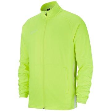 Nike TrainingsjackenDRI-FIT ACADEMY19 - AJ9288-702 gelb