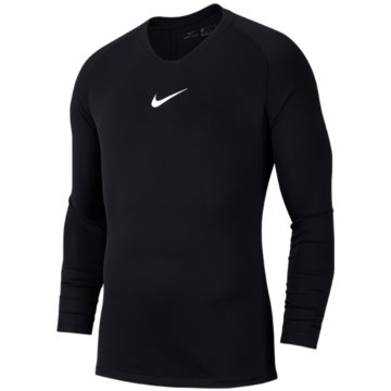 Nike FußballtrikotsNIKE DRI-FIT PARK FIRST LAYER KIDS' - AV2611 schwarz