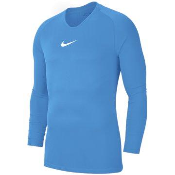 Nike FußballtrikotsDRI-FIT PARK FIRST LAYER - AV2611-412 blau
