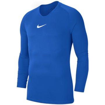 Nike FußballtrikotsNIKE DRI-FIT PARK FIRST LAYER KIDS' - AV2611 blau