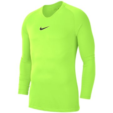 Nike FußballtrikotsNIKE DRI-FIT PARK FIRST LAYER KIDS' - AV2611 grün