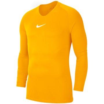 Nike FußballtrikotsNIKE DRI-FIT PARK FIRST LAYER KIDS' - AV2611 gelb