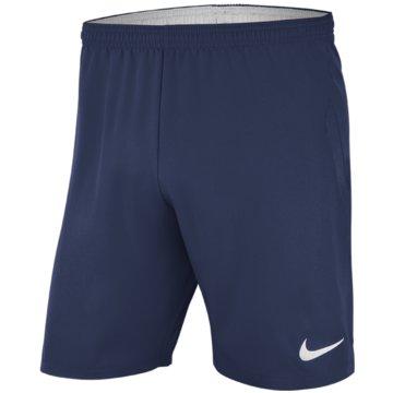 Nike FußballshortsDRI-FIT LASER IV - AJ1261-410 blau