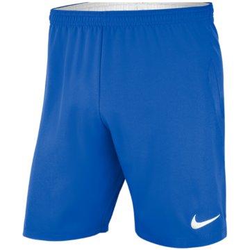 Nike FußballshortsDRI-FIT LASER IV - AJ1261-463 blau