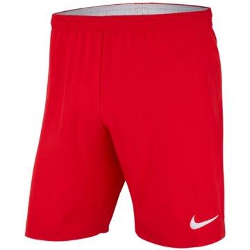 Nike FußballshortsDRI-FIT LASER IV - AJ1261-657 rot