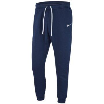 Nike TrainingshosenY CFD PANT FLC TM CLUB19 - AJ1549-451 blau
