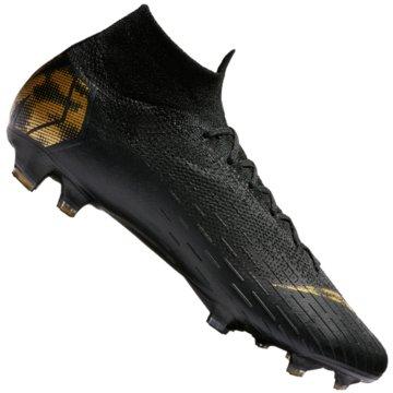 Nike Stollen-SohleMercurial Superfly 6 Elite FG schwarz