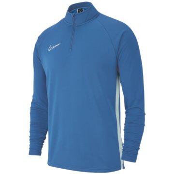 Nike FußballtrikotsNike Dri-FIT Academy19 - AJ9273-404 blau