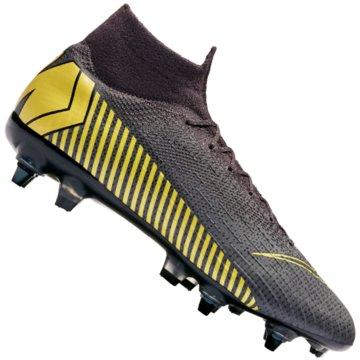 Nike Stollen-SohleMercurial Superfly VI Elite SG-Pro Anti-Clog grau