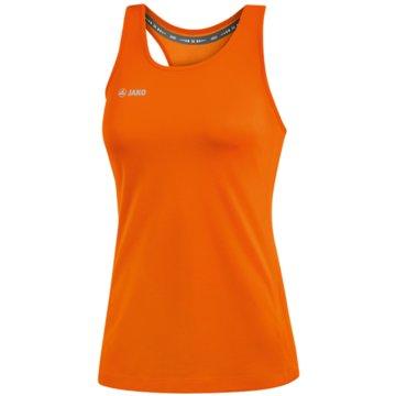 Jako TopsTANKTOP RUN 2.0 - 6075D 19 orange