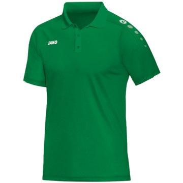 Jako PoloshirtsPOLO CLASSICO - 6350D grün