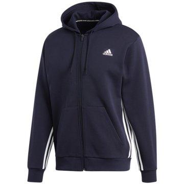 adidas HoodiesMust Haves 3 Stripes Fullzip Hoodie -
