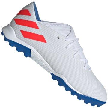 adidas Multinocken-SohleNEMEZIZ MESSI 19.3 TF - F34430 weiß
