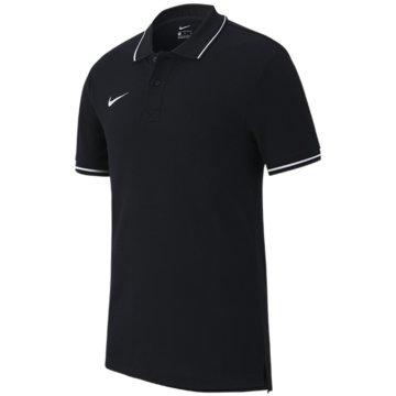 Nike PoloshirtsCLUB19 - AJ1546-010 schwarz