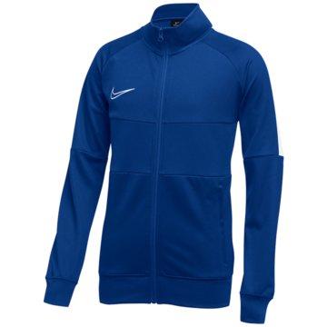 Nike Übergangsjacken blau