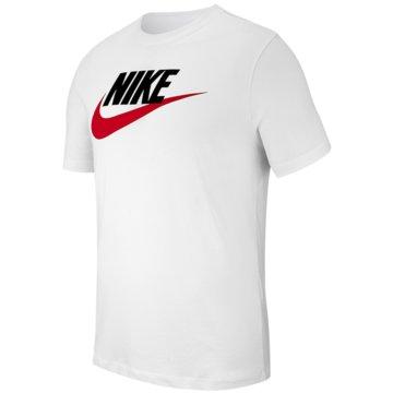 Nike T-ShirtsNike Sportswear Men's T-Shirt - AR5004-100 weiß