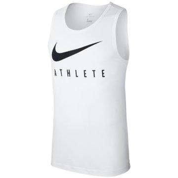 Nike TanktopsNike Dri-FIT Men's Swoosh Training Tank - CD7344-100 -
