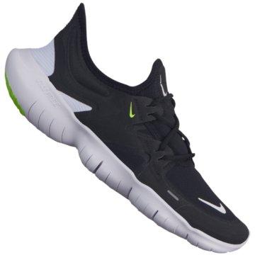 Nike Natural Running schwarz
