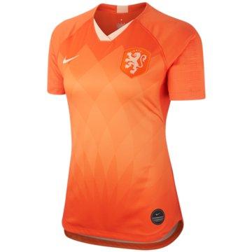Nike Fan-TrikotsNiederlande 2019 Stadium Home Jersey Women -