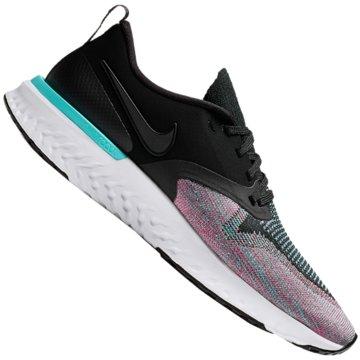 Nike RunningOdyssey React 2 Flyknit Women schwarz