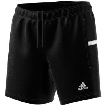 adidas FußballshortsT19 3P SHO W - DW6879 schwarz