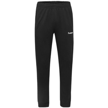 Hummel Jogginghosen schwarz