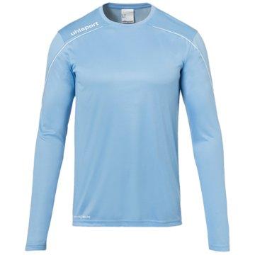 Uhlsport FußballtrikotsSTREAM 22 TRIKOT LANGARM - 1003478K blau