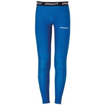 Uhlsport Tights blau